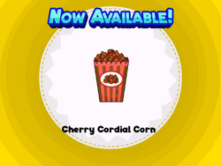 Cherry Cordial Corn