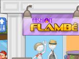 Fashion Flambé (Mini Juego)