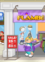 Fashion Flambé