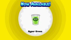Hyper Green (HHD)