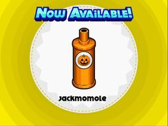 Unlocking jackmomole