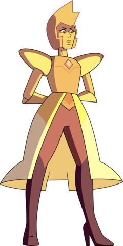 Yellow Diamond (Trial Room)