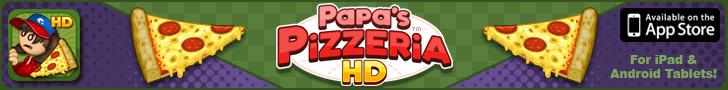 Web promo banner pizzeriaHD