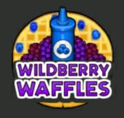 Wildberry Waffles (Logo)