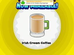 Irish Cream Coffee PHD