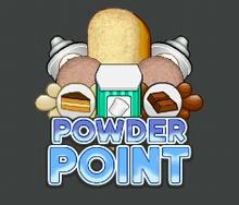 PDTG! Powder Point logo