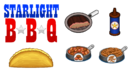 Starlight BBQ Ingredients - Taco Mia HD