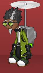 Professor Fitz - Style B - Papa Bakeria