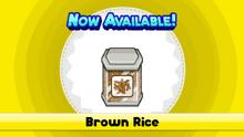 Brown Rice TMTG