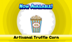 Artisanal Truffle Corn