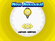 Papa's Donuteria - Lemon Chiffon