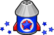 Chispas de Estrellas Azules 2