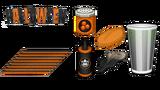 Halloween - Ingredientes - Sushiria