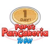 Papas Pancakeria To Go 1 Day!
