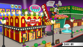 PWTG! - Starlight City durante Mardi Gras
