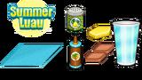 Summer Luau- Ingredientes - Sushiria