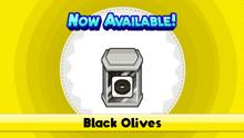 Black Olives TMTGV