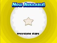 Estrellas Provolone