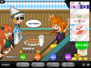 Xandra's Perfect Sushi!