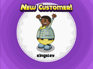 Nuevo Cliente Kingsley