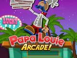 Papa Louie Arcade!