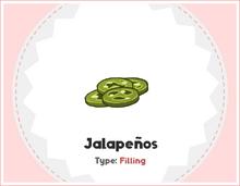 Jalapeños - Sushiria