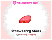 Strawberry Slice - Sushiria