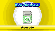 Avocado TMTG