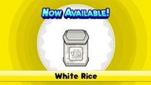 White Rice TMTG
