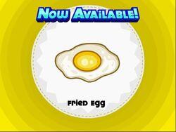 Unlocking fried egg