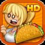 Papa's Taco Mia HD - Logo