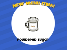 Powder Sugar