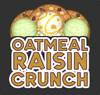 Oatmeal Raisin Crunch