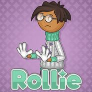 Rollie reveal