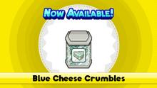 Blue Cheese Crumbles TMTG