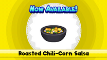 Roasted Chili Corn Salsa TMTG