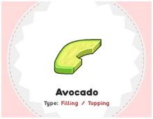 Avocado Sushiria