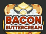 Bacon Buttercream