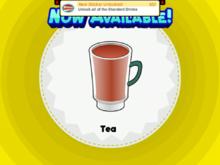 Tea PHD