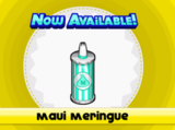 Merengue Maui