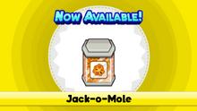 Jack-o-Mole TMTG