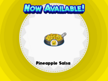 Pineapple Salsa THD