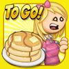 Pancakeria To Go! Logo 2
