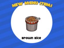 Papa's Taco Mia! - Brown Rice