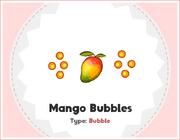 Mango Bubbles