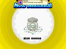 Queso Azul Desbloqueado