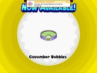 Cucumber Bubbles Scooperia