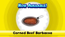 Corned Beef Barbacoa TMTG