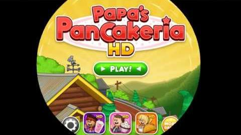 Papa's Pancakeria HD - Tutorial Day
