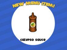 Calypso Sauce Wingeria